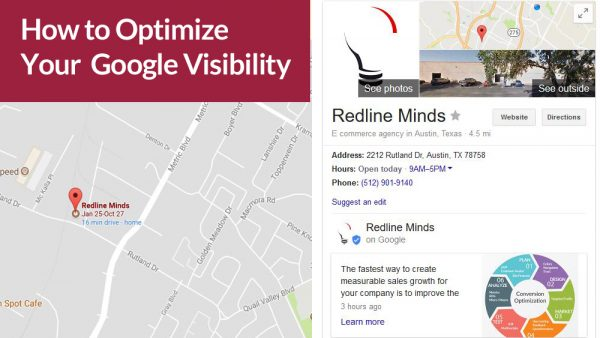 How to Optimize Google My Places or Google Business