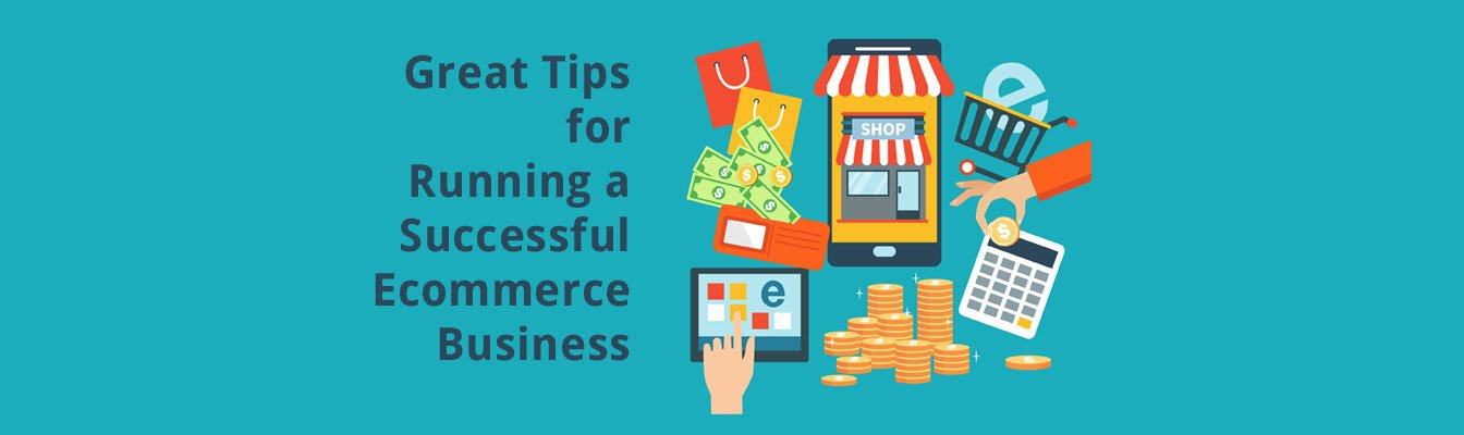 How to run a successful ecommerce business
