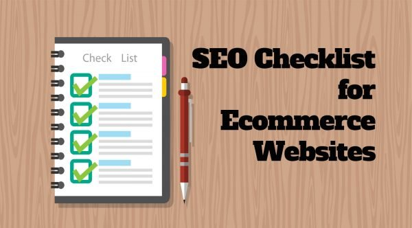 The Best SEO Checklist for Ecommerce websites