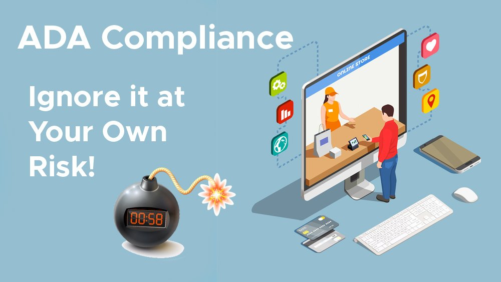 ADA Compliance for Ecommerce: Ignore it at Your Own Risk