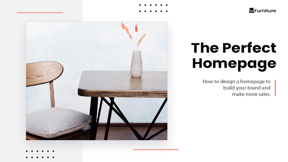 How to design the best homepage for your online store