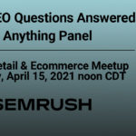 Your Every eCommerce SEO question answered – Join Us